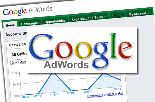Chiến dịch quảng cáo Google