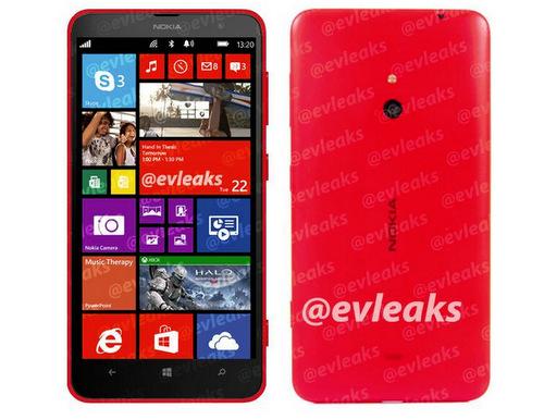 Nokia trình làng Lumia 1320 - Windows Phone màn hình 6 inch