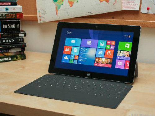 Lỗi quá nóng và mờ màn hình của Microsoft Surface