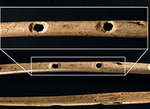 Trung Quốc vừa phát hiện nhạc cụ cổ xưa nhất