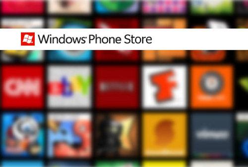 Windows Phone Store tăng giới hạn tải ứng dụng