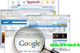 Gửi bài viết mới tới các bộ máy tìm kiếm Google Yahoo Bing Ask 1