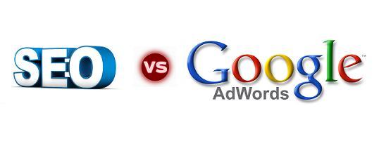 Seo và google adwords cái nào lợi hơn?