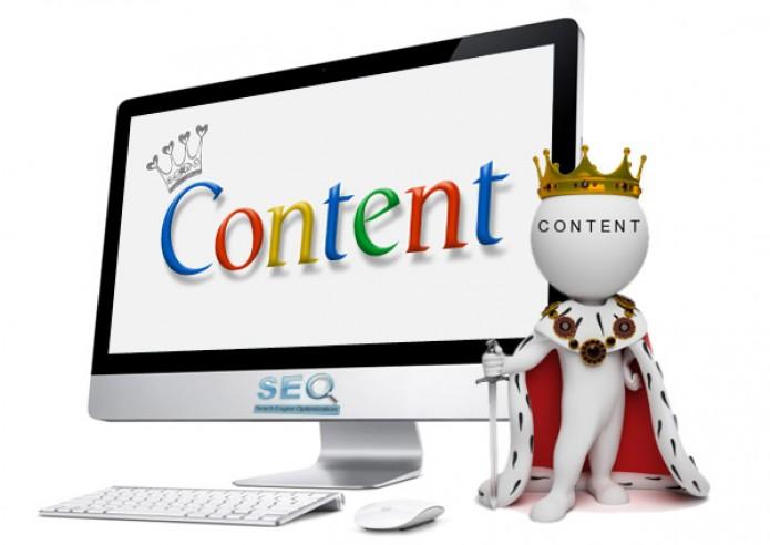 Xây dựng nội dung tối ưu hóa cho SEO