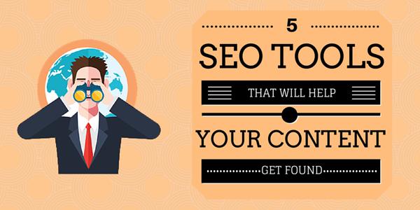 5 công cụ SEO miễn phí giúp nội dung của bạn được tìm thấy