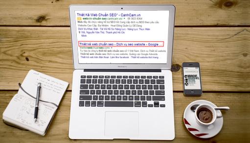 Bí quyết tăng lượt click chuột trên kết quả tìm kiếm google