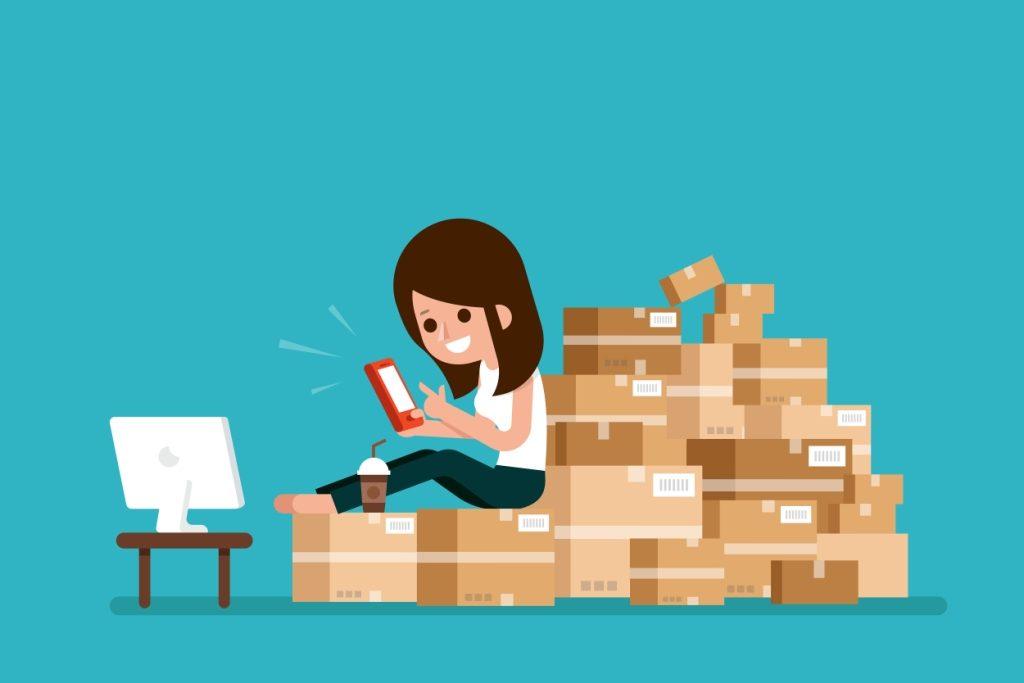 Cách bán hàng trên website hiệu quả & Cách bán hàng online tại nhà