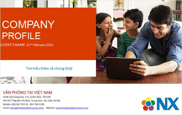 Công ty seo: Hồ sơ năng lực công ty seo website