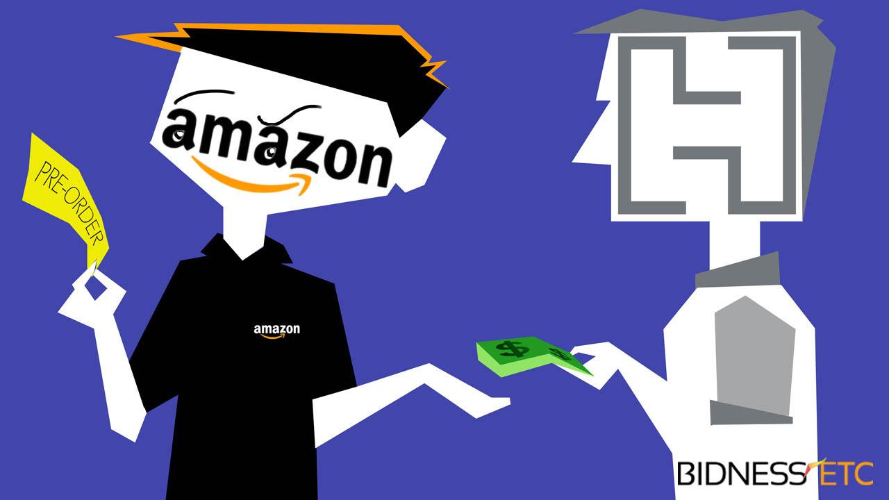 Content Marketing bài học từ Amazon Và Hachette