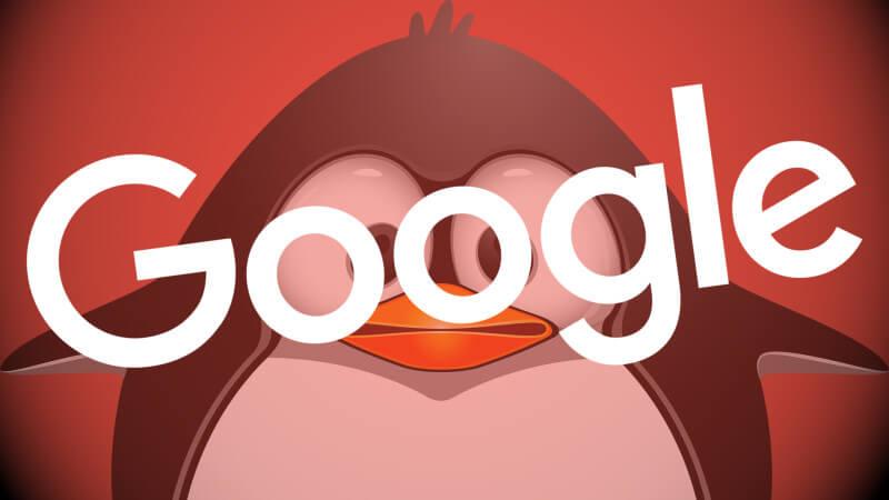 Google Penguin chính là nguyên nhân khiến thứ hạng từ khoá giảm đột ngột