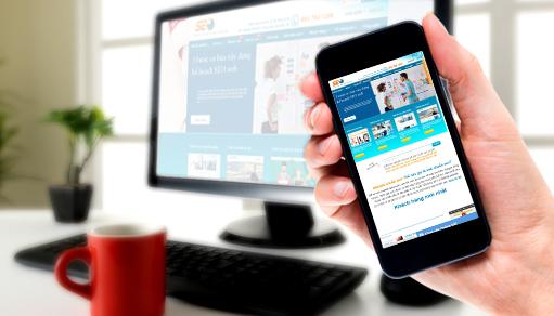 Google nói gì về phiên bản web trên Mobile & Kiểm tra Website đạt chuẩn Mobile Friendly