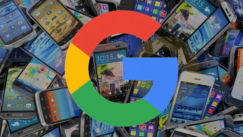 Google phân chia các chỉ mục & Submit url lên google