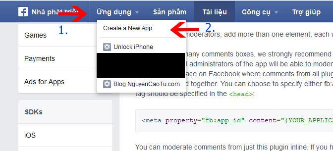 Làm sao để kiểm duyệt được bình luận Facebook Comment trên Website