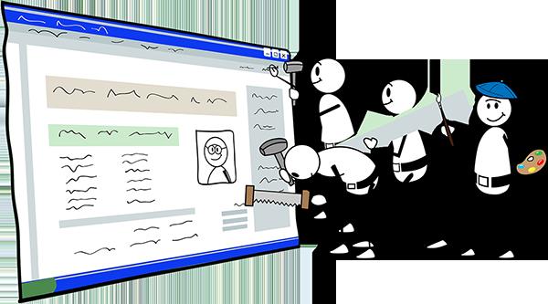 Làm thế nào thiết kế và trình bày web chuẩn SEO