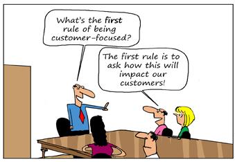Lợi nhuận cao hơn hay nhiều khách hàng hơn?
