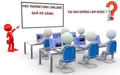 Marketing Online khó hay dễ