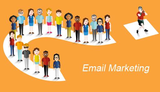 Marketing và chiến thuật email hiệu quả