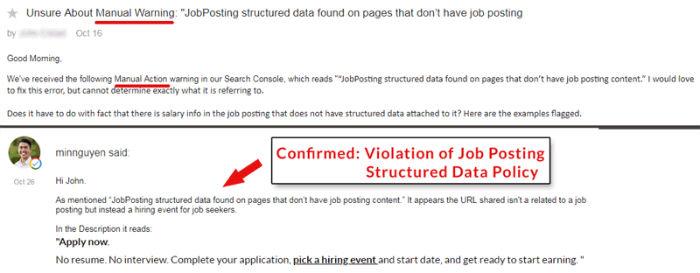 Những lỗi cần tránh khi sử dụng dữ liệu có cấu trúc