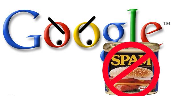 Phân loại các hình thức Spam của google với website