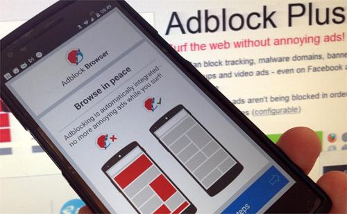 Phần mềm chặn quảng cáo đe dọa kinh doanh & Chặn quảng cáo android