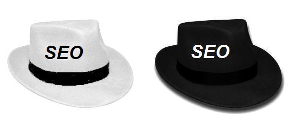 SEO mũ trắng và SEO mũ đen & Seo mũ xám