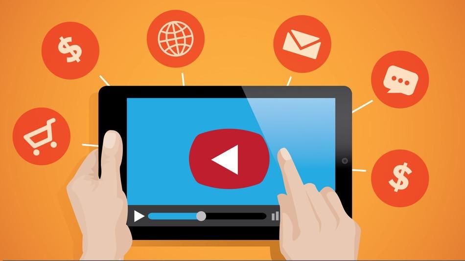 Thiết kế video quảng cáo sản phẩm