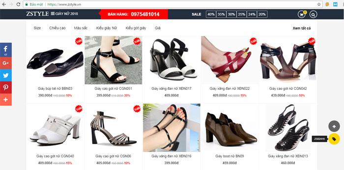 Thiết kế website kinh doanh online & 7 lời khuyên khi thiết kế web bán hàng online