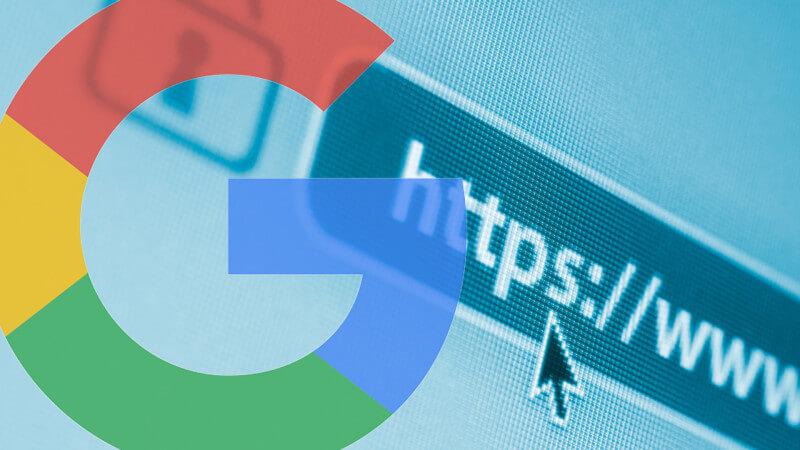 Thuật toán HTTPS của Google vẫn xem xét URL để đánh giá thứ hạng & 200 yếu tố xếp hạng của google