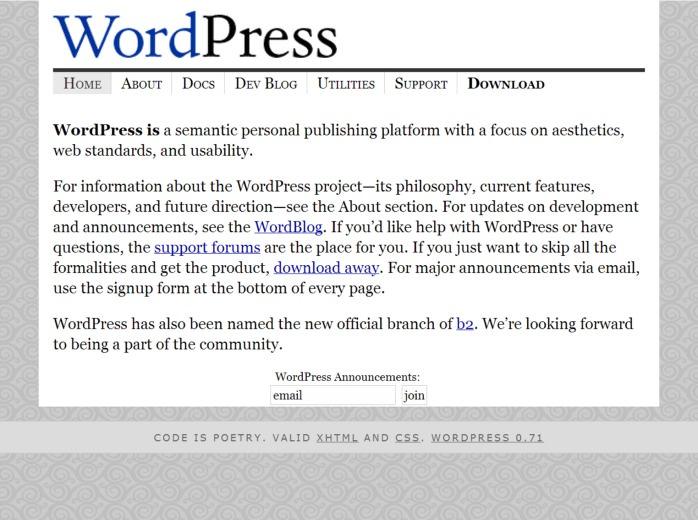 Tìm hiểu về WordPress - (P1) Giới thiệu WordPress