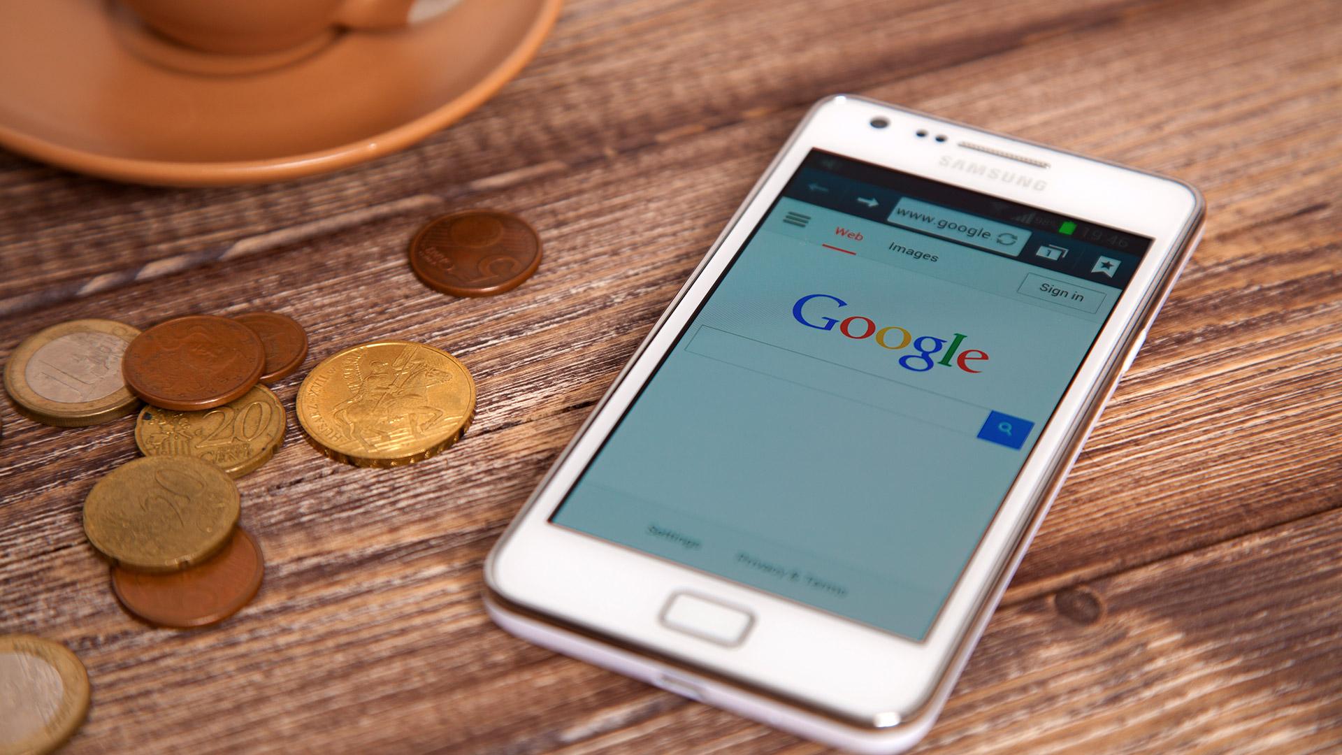 Tìm kiếm là hoạt động chính của người dùng smartphone