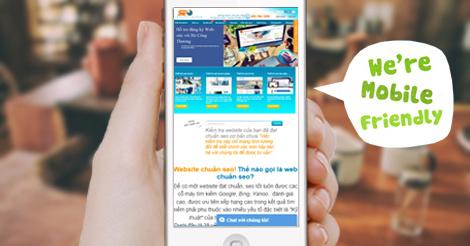 Tối ưu hóa web trên thiết bị di động & kế hoạch kinh doanh hoàn hảo